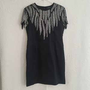 COPY - French Connection Beaded Dress